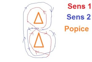 Cum sa schimb sensul in poligon